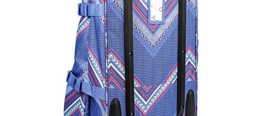 купить дешевый пластиковый чемодан