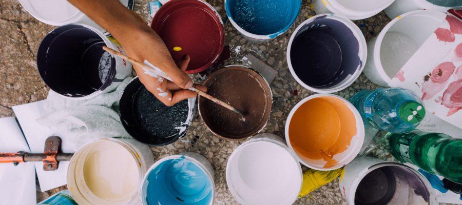 Как сохранить краску