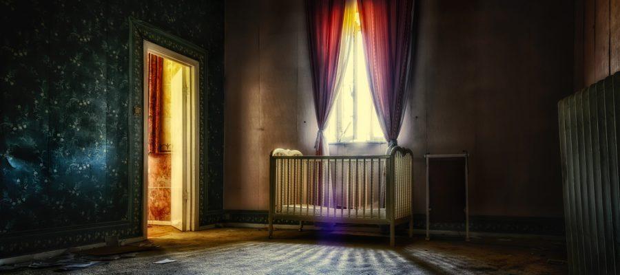 детскую кровать